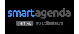 SMARTAGENDA Initial - 50 utilisateurs - OVHcloud Marketplace