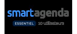 SMARTAGENDA Essentiel - 10 utilisateurs - OVHcloud Marketplace