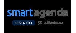 SMARTAGENDA Essentiel - 50 utilisateurs - OVHcloud Marketplace