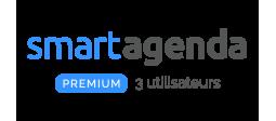 SMARTAGENDA Premium - 3 utilisateurs - OVHcloud Marketplace