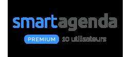 SMARTAGENDA Premium - 10 utilisateurs - OVHcloud Marketplace