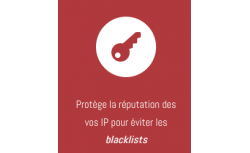 Email security suite Alinto Protect adresse supp - OVHcloud Marketplace