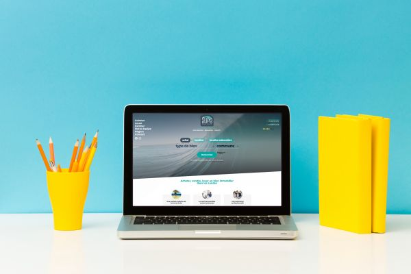 Création site immobilier - Gamme FLEX - OVHcloud Marketplace