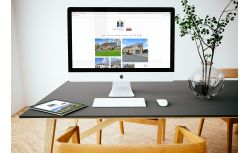 Création site immobilier - Gamme START - OVHcloud Marketplace