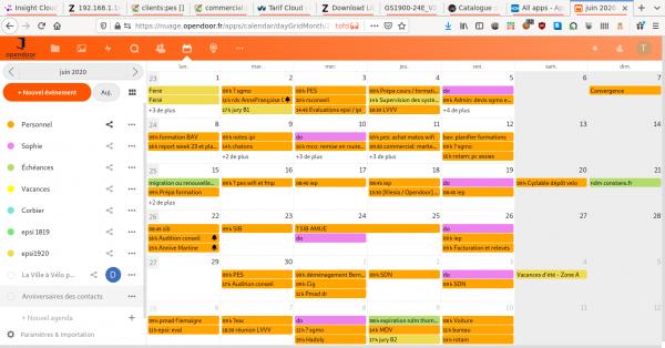Serveur de travail collaboratif dédié - OVHcloud Marketplace