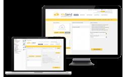 Transfert sécurisé de fichiers volumineux WeSend - 5 Utilisateurs - OVHcloud Marketplace