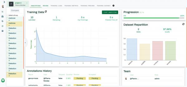 Picsell.ia Server Platinium - OVHcloud Marketplace