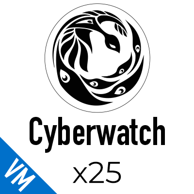 Cyberwatch Vulnerability Manager - 25 licences - OVHcloud Marketplace