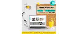 Site Vitrine & E-Commerce - Clés en main - OVHcloud Marketplace