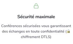 Visioconférence sécurisée par Assemblée - OVHcloud Marketplace