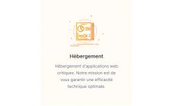 Infogérance serveur et/ou cloud - OVHcloud Marketplace