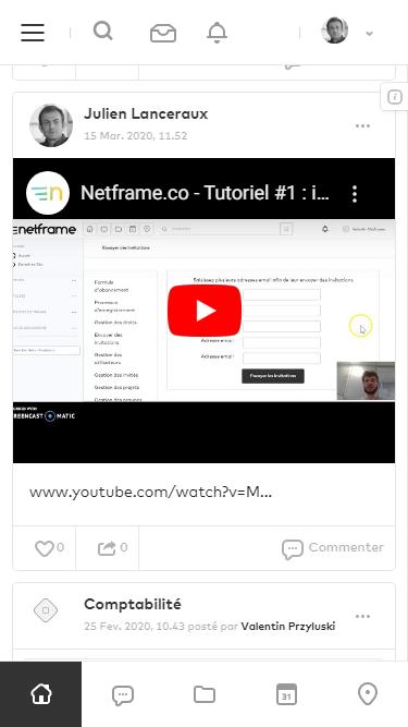 Netframe - Standard / Entreprise - OVHcloud Marketplace