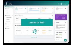Cloud Desktops (bureaux virtuels) - OVHcloud Marketplace