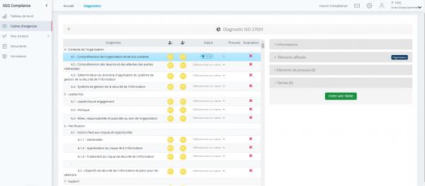 Smart Global Governance : ISO 27001 - OVHcloud Marketplace