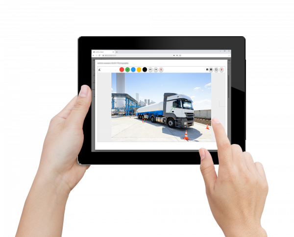 Solution Safe To Load - Formulaire d'inspection de vos transports de matériaux dangereux - OVHcloud Marketplace