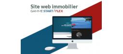 Création site immobilier - Gamme START / FLEX - OVHcloud Marketplace