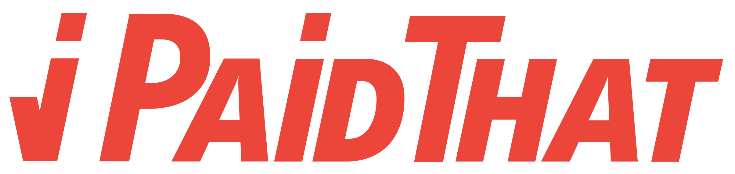 iPaidThat