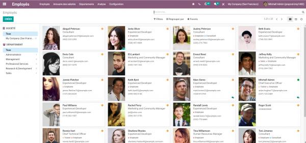 Logiciel RH - Gestion complète de vos collaborateurs. - OVHcloud Marketplace