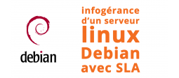 Infogérance 24/7 d'un serveur Linux Debian avec SLA - OVHcloud Marketplace