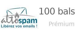 Sécurité des emails - Pack 100 bals Prémium - OVHcloud Marketplace
