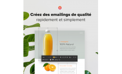 Sarbacane Essential - 10000 emails/mois - OVHcloud Marketplace