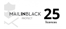 Mailinblack Protect - Pack 25 licences - OVHcloud Marketplace