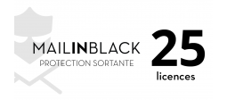 Protection Sortante - Pack 25 licences - OVHcloud Marketplace