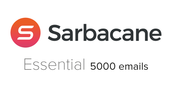 Sarbacane Essential -  5000 emails/mois - OVHcloud Marketplace