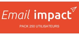 Signatures mail - Pack 250 utilisateurs - OVHcloud Marketplace