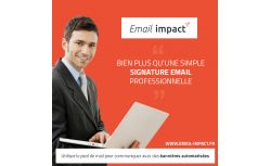 Email Impact - Signatures mail - OVHcloud Marketplace