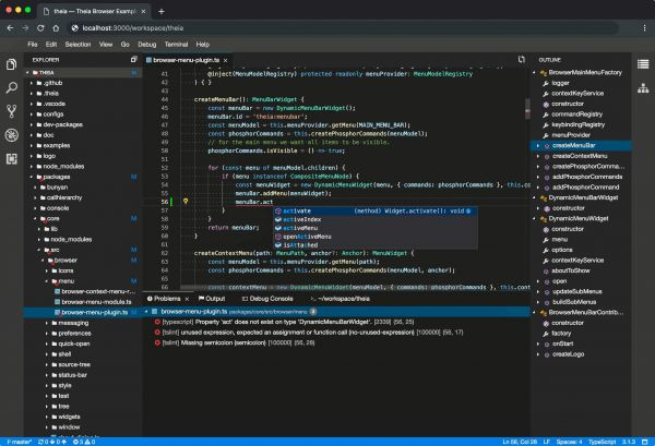 Cloud-IDE for Startup - OVHcloud Marketplace