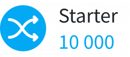 Solution SEO Starter 10000 - OVHcloud Marketplace